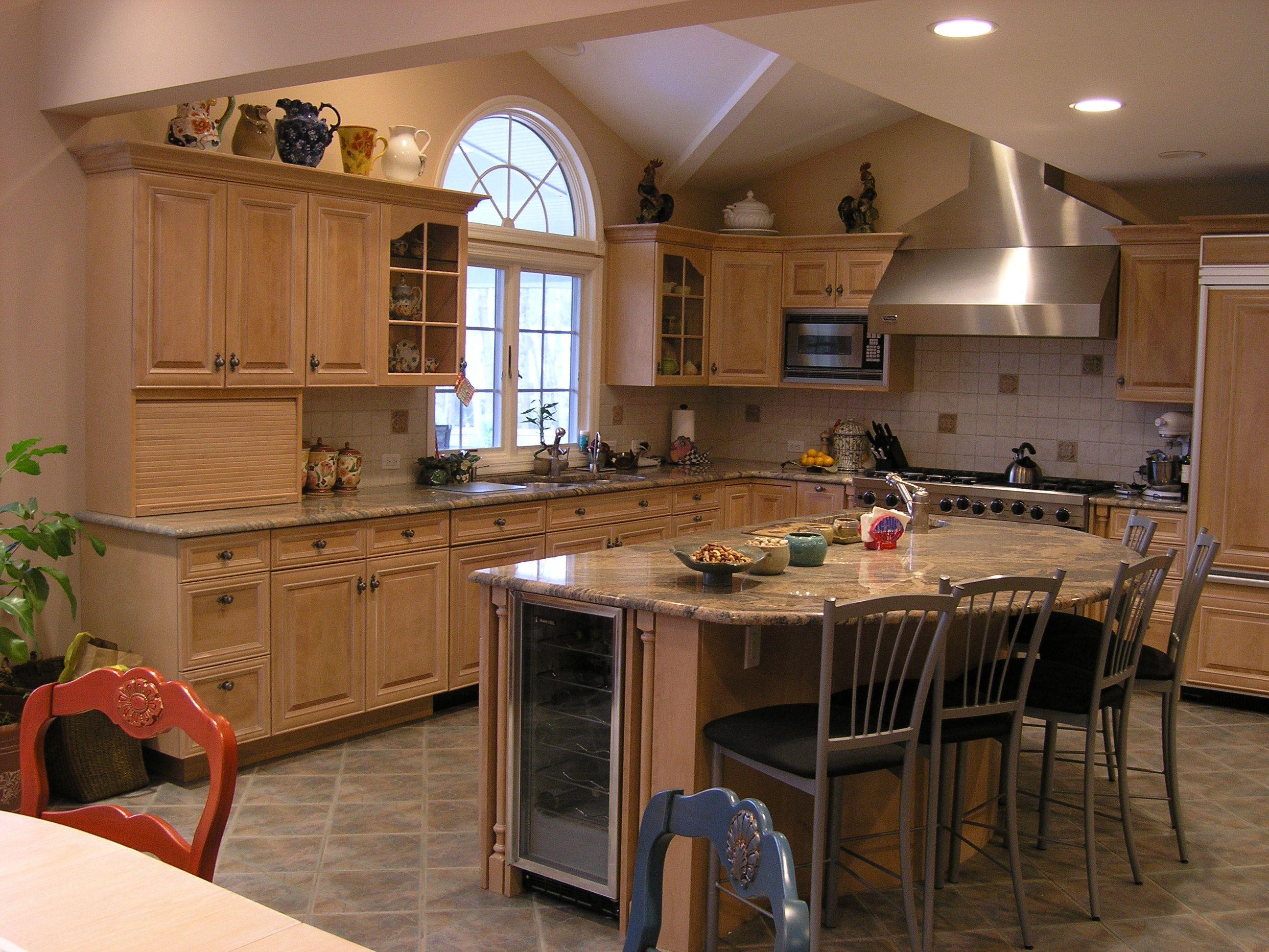 Transitional Kitchens Kitchen Design Modern White White Kitchen