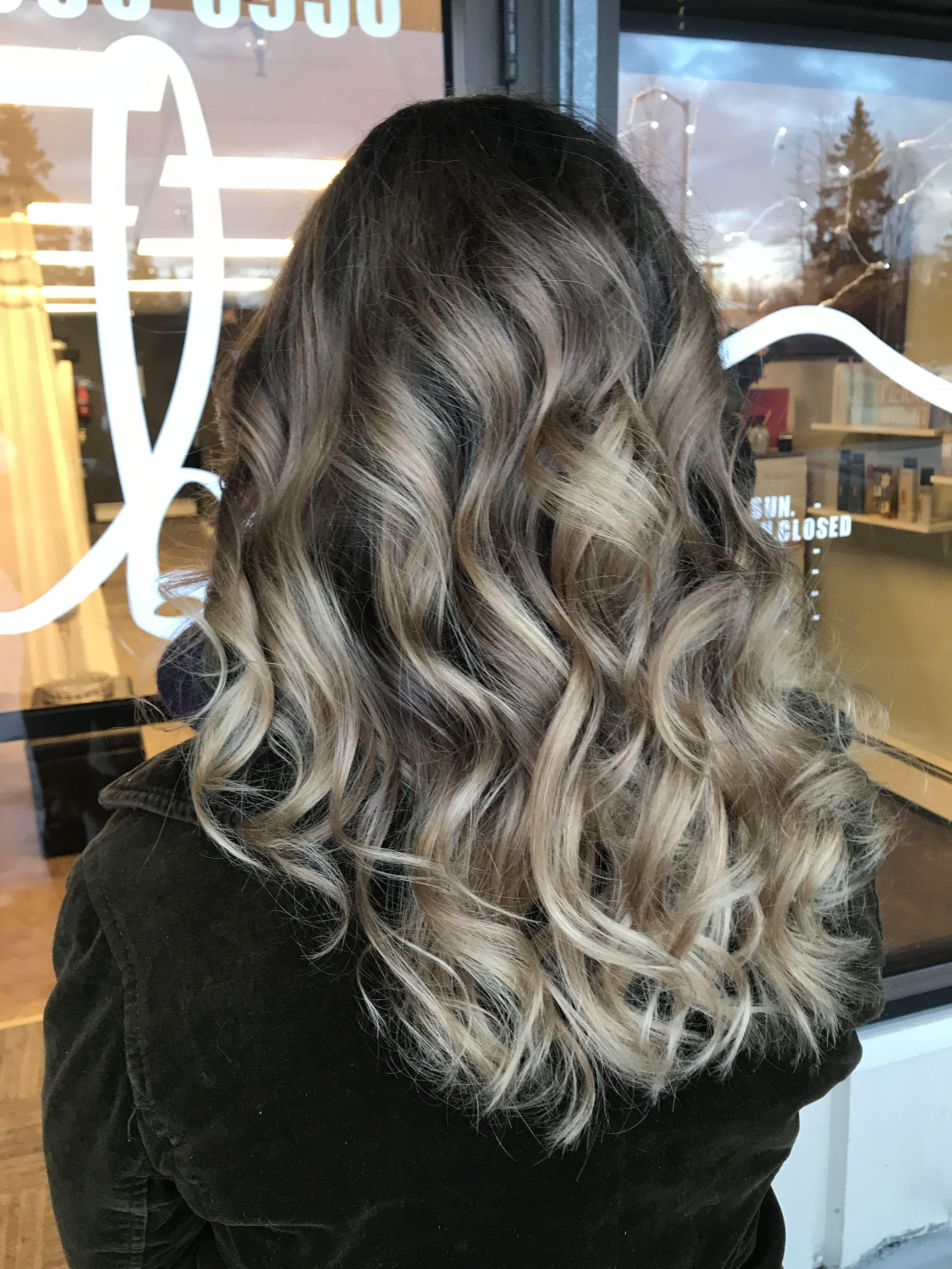 Balayage Ombré by jade Derossett Long hair styles, Balayage