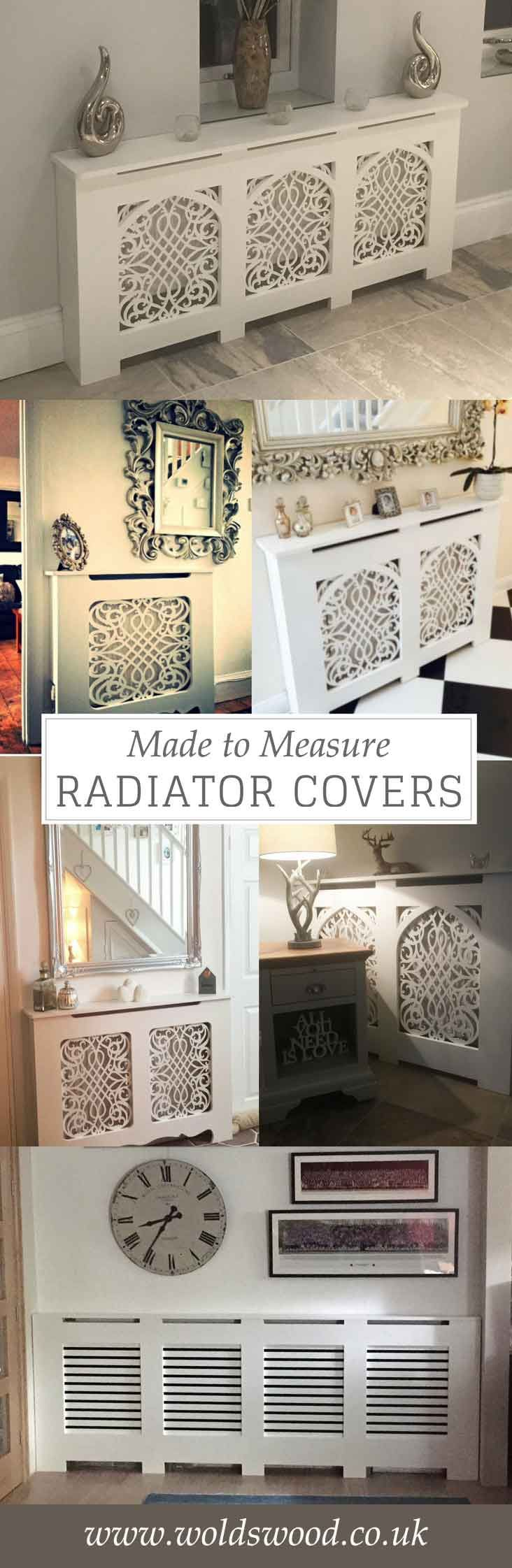Made to Measure Radiator Covers - Behind the Scenes | Shaker style ...