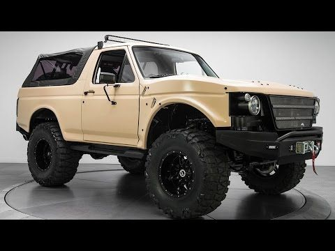 Operation Fearless Ford Bronco Tune Up Youtube