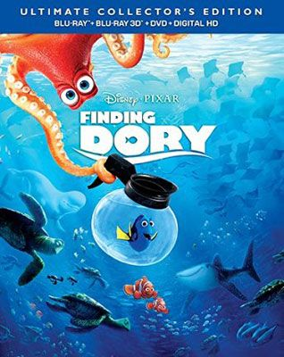 Disney Pixars Finding Dory Reunites Everyones Favorite Forgetful Blue Tang With Her Friends Nemo And Marlin On A Search For Answers About