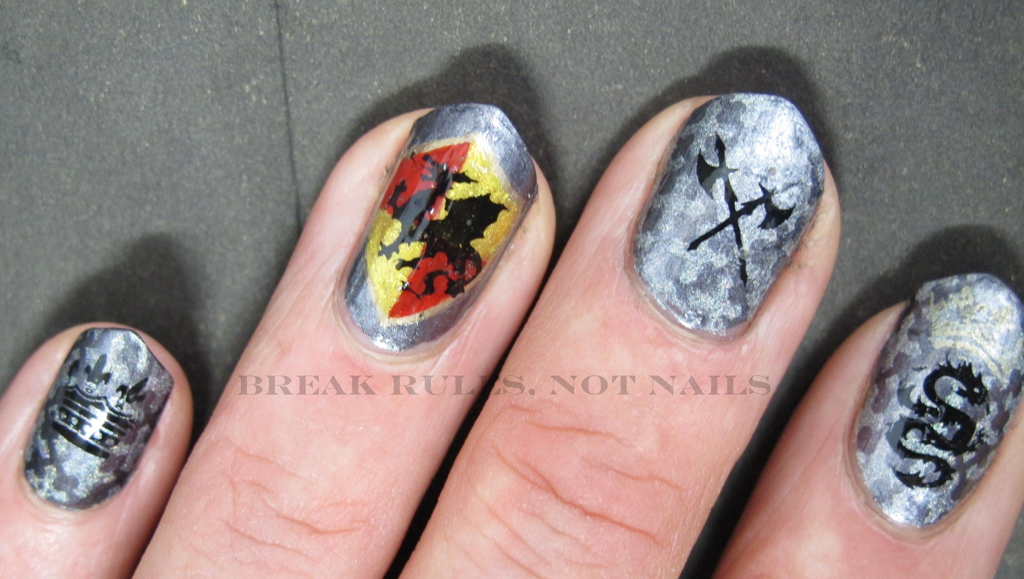 Medieval My Claws Pinterest Nails Nail Art And Medieval