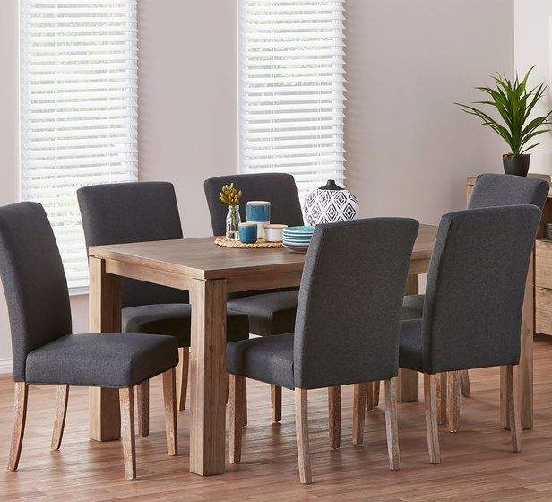 toronto dining room table and parker chairs 899 like the table rh pinterest com