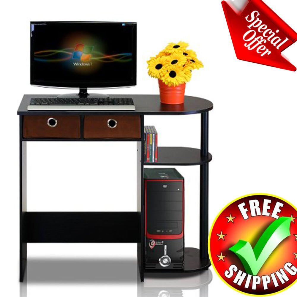 Office Deskorganization: Student Desk Computer Laptop Small Office Home Writing