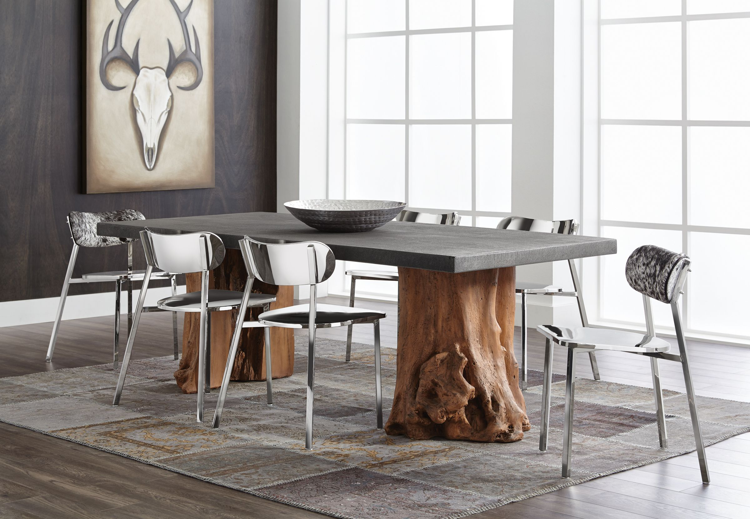 Modern Home Dining Rooms. Visit Our Entire Collection Of Contemporary,  Transitional Furniture For The