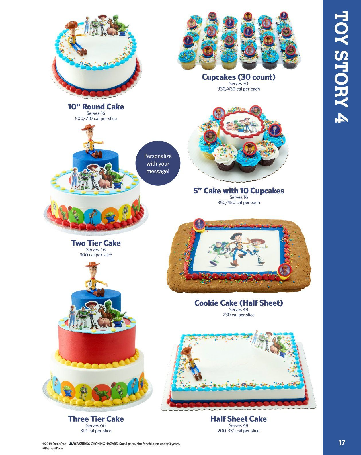 Sam's Club Toy Story Cake : sam's, story, Sam's, Cake,, Birthday, Party