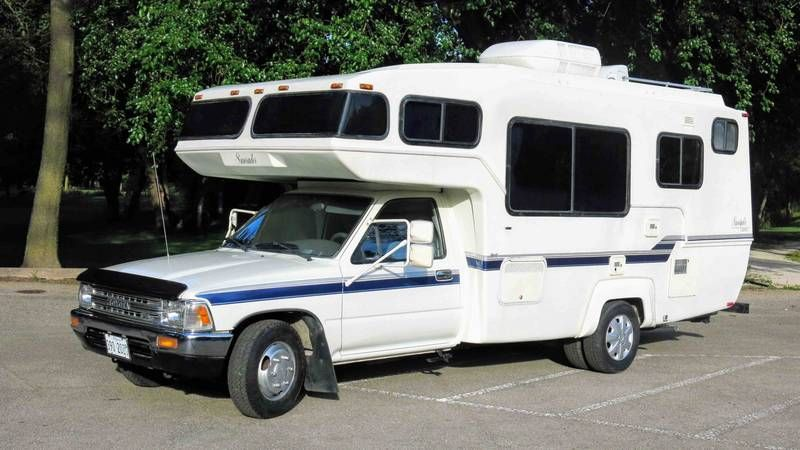 1990 Toyota Sunrader Sold Full Price For Sale By Owner Morris Il