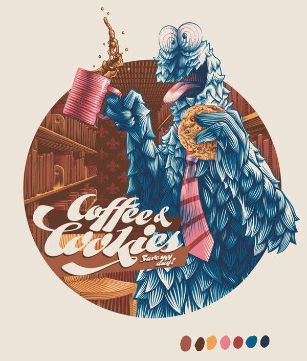 Coffee monster
