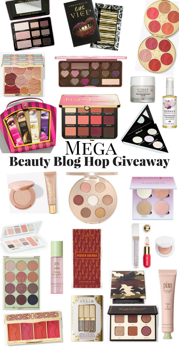 Beauty blog giveaways contests