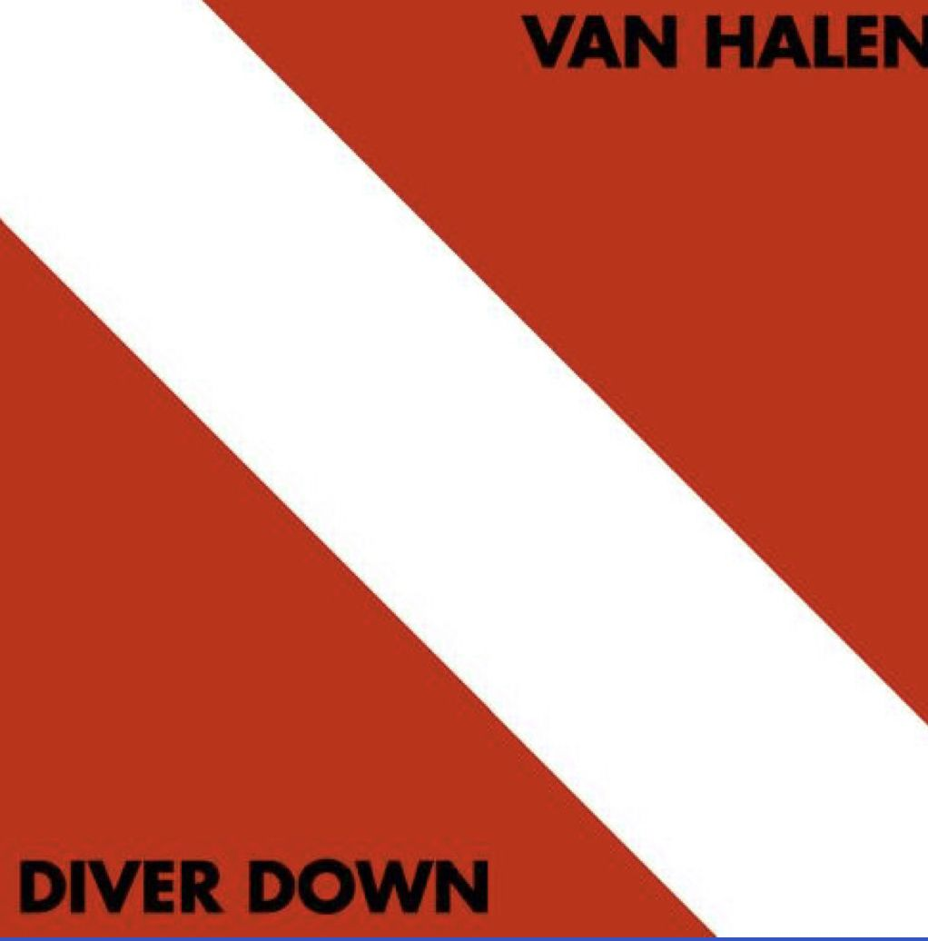 Dancing In The Street With Images Reward Chart Van Halen Diver Down Just Kidding