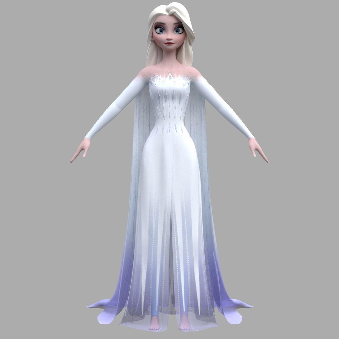 Elsa Project Elsa Epilogue 2 By 3d Modeler On Deviantart Disney Princess Frozen Elsa Cosplay Elsa Frozen