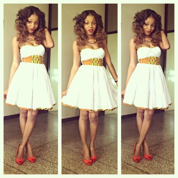 bridemide dresses #Swahilifashion DK
