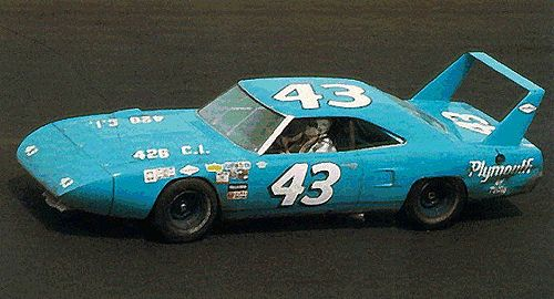 Richard Petty Plymouth Superbird Race Cars Pinterest