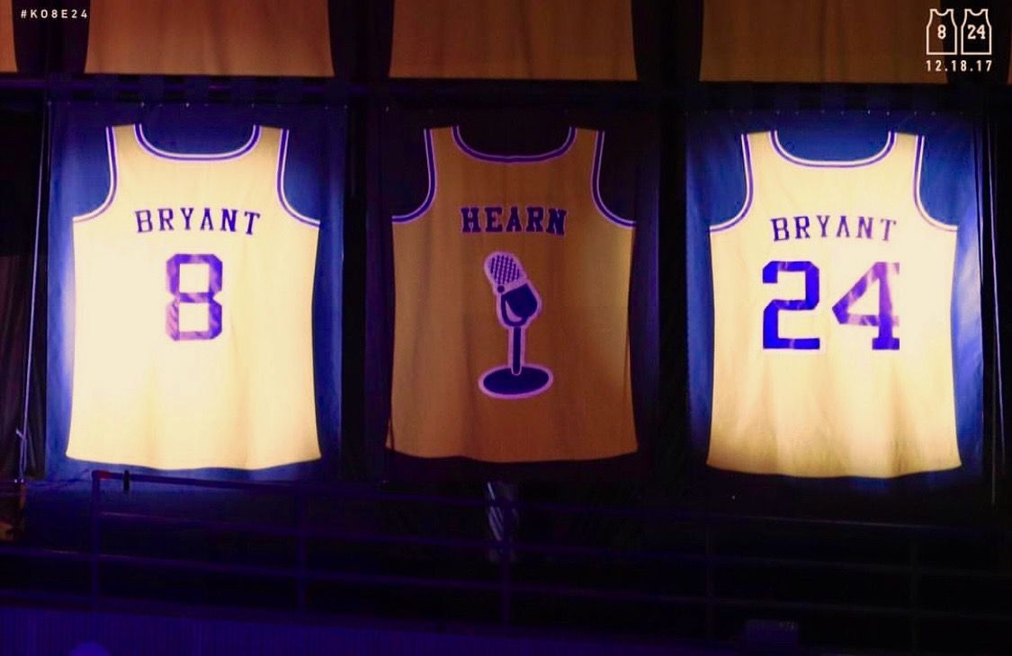 Kobe Retired Jerseys Kobe Bryant Kobe Bryant