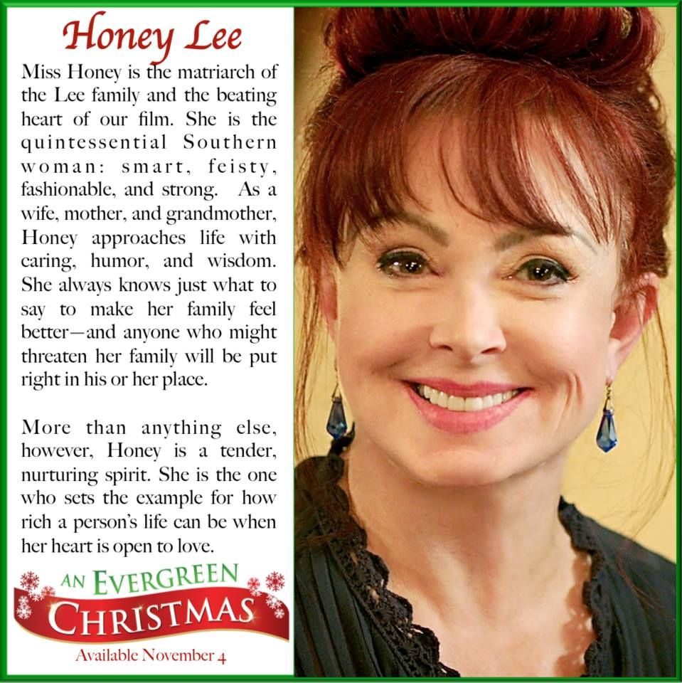 An Evergreen Christmas.Meet Miss Honey Naomi Judd Evrgrnchristmas Thenaomijudd