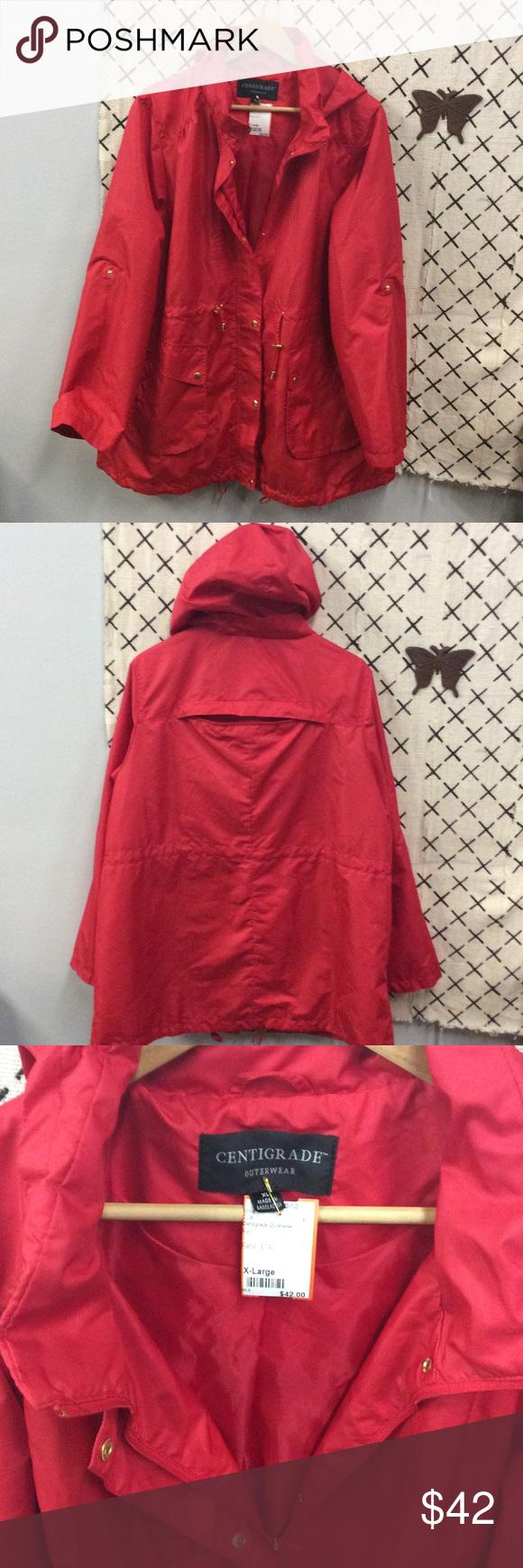 Centigrade Outerwear Rain Jacket Jackets Outerwear Jackets Rain Jacket [ 1740 x 580 Pixel ]
