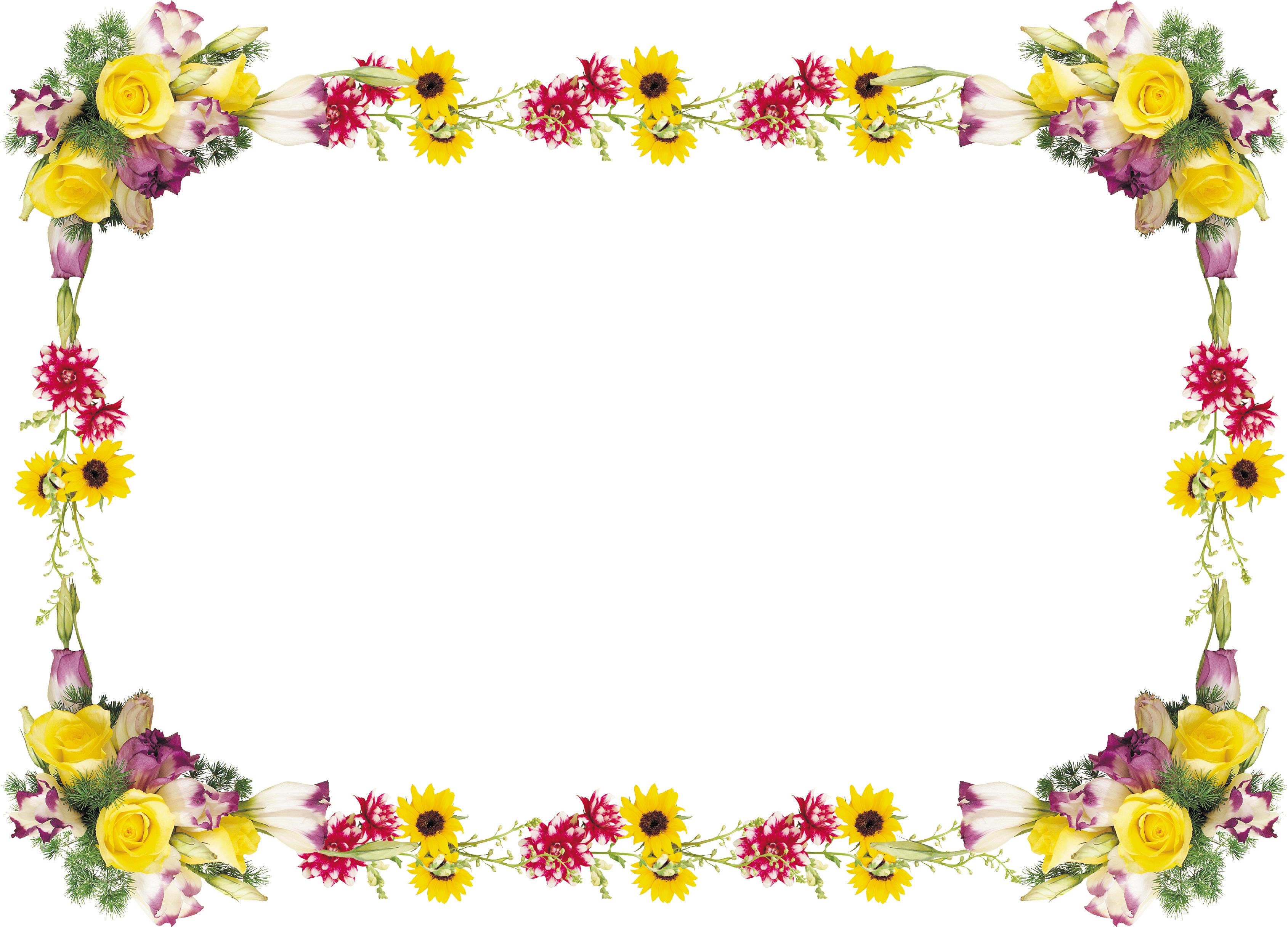 рамки цветочные - Google'da Ara