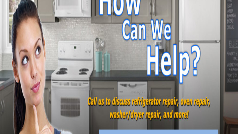 Affordable Appliances Repair Service By The Industry