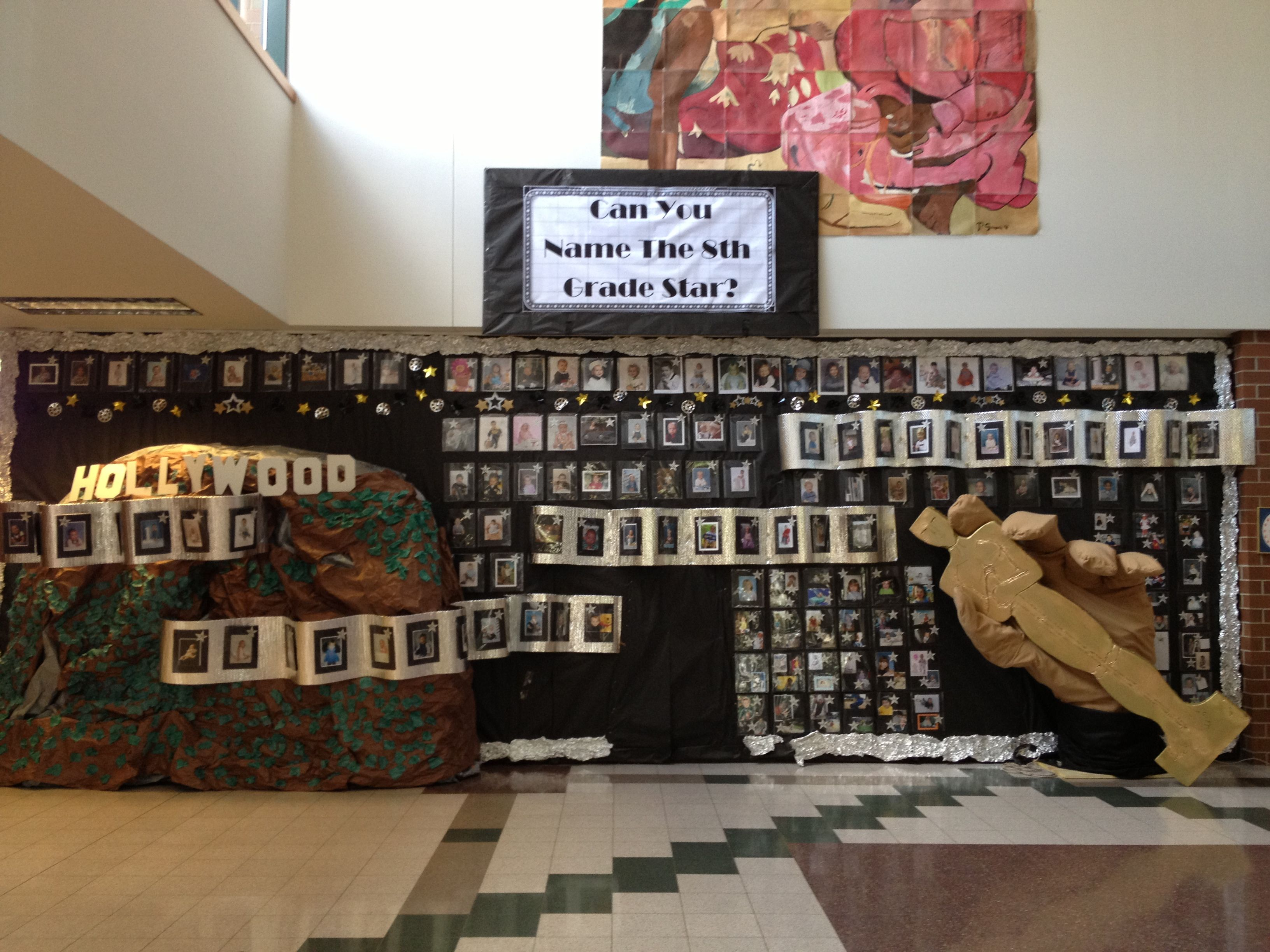 Hollywood Theme For 8th Grade Dance Baby Pictures Displayed Of 8th