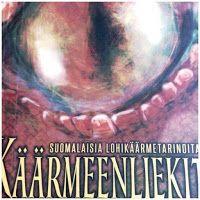 Kirjahilla: Käärmeenliekit: suomalaisia lohikäärmetarinoita