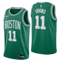 Boston Celtics Canottiera Swingman Nike City - Kyrie Irving - Uomo ... 41ddf5ca9597