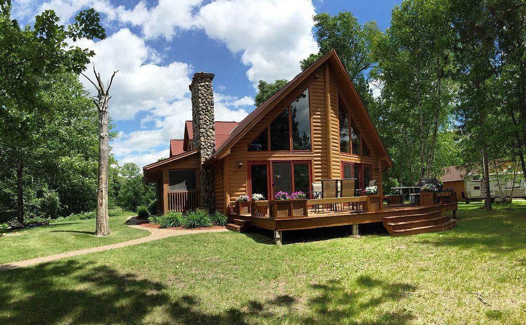 Cabin Vacation Al In Crosslake Mn Usa From Vrbo Travel