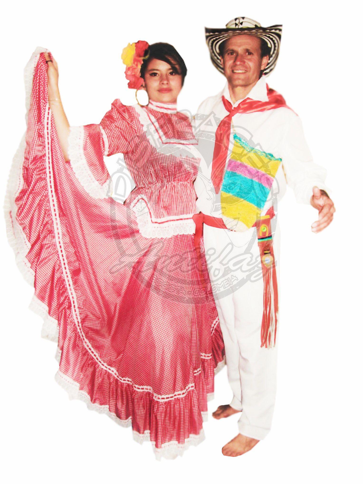 Resultado de imagen para traje tipico de la region caribe ...