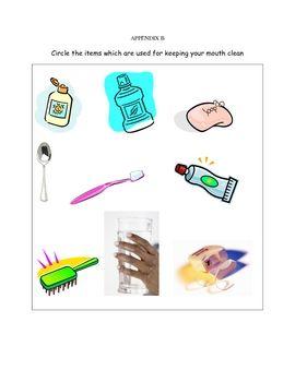 Dental Health Lesson Plan for HFLE | School Nurse/Teacher
