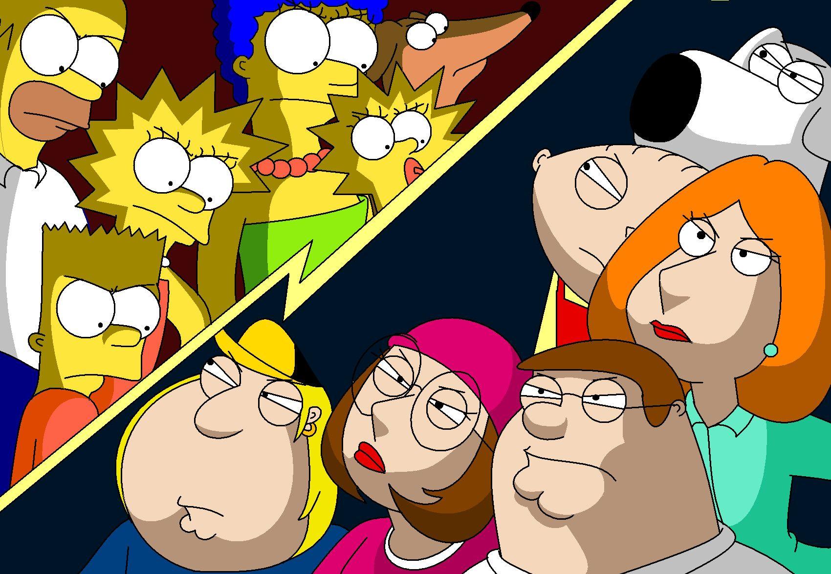 Guy Die Simpsons Family John Herbert