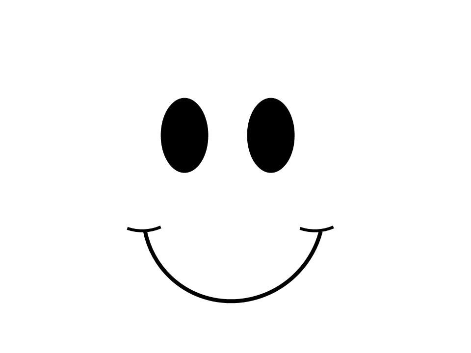 Black And White Smiley Faces Pic Posh Pixels Free Smiley ...