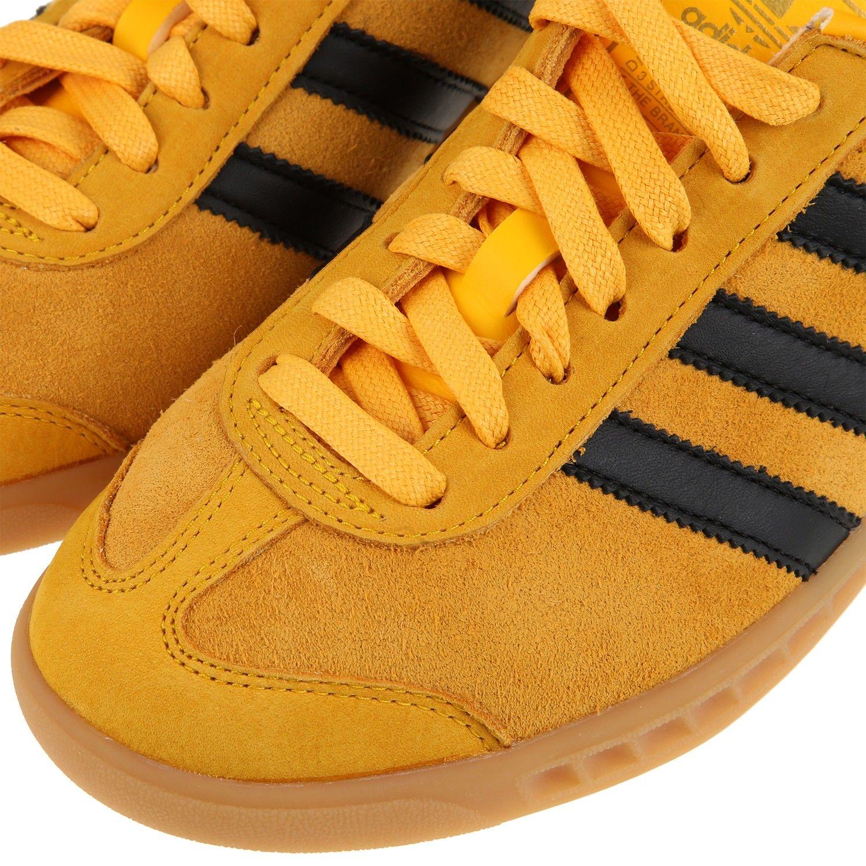 adidas hamburg bleu jaune