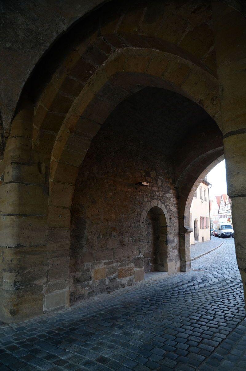 Dinkelsbühl - Germany - Rothenburger Tor
