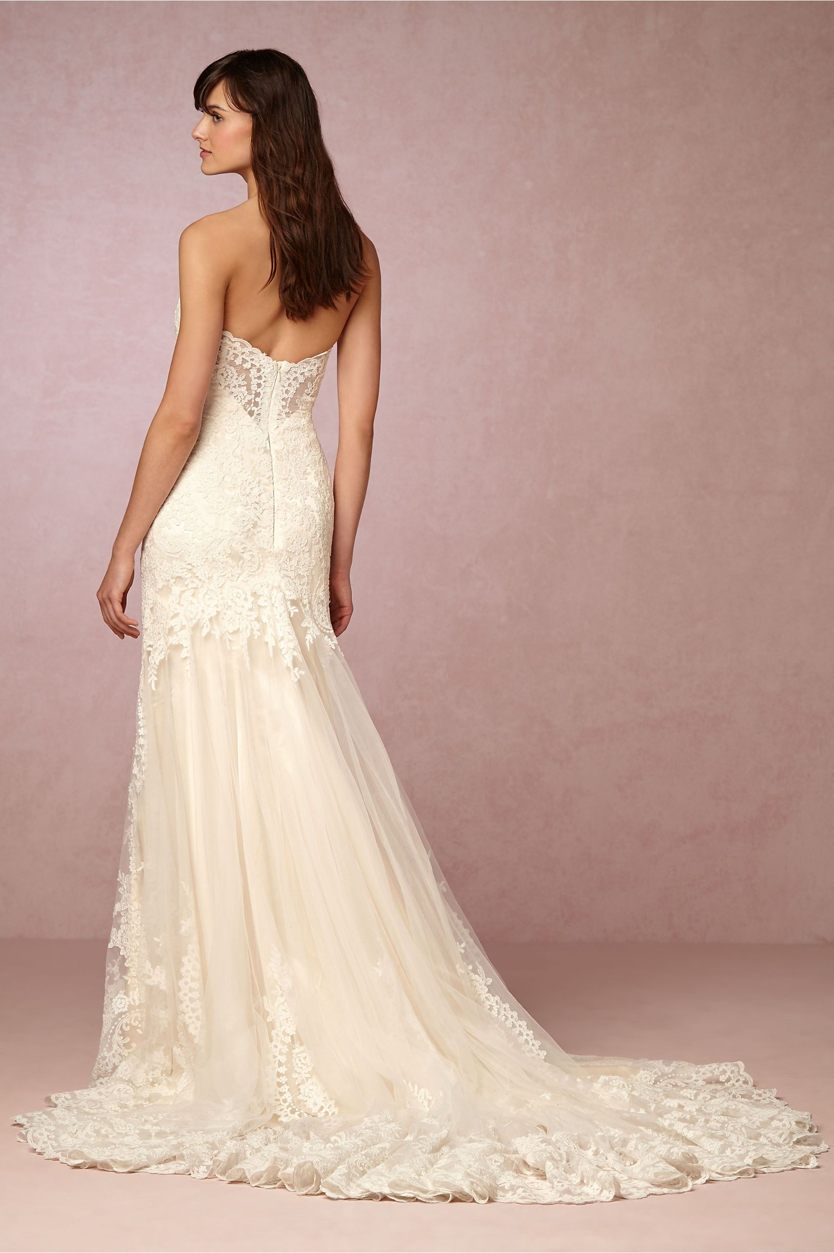 BHLDN Leigh Gown in New at BHLDN | Beautiful | Pinterest | Gowns ...