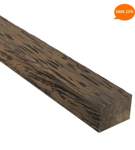 Pecky Cypress Wood Beam Primed 5 1 2 W X 95 L X 4 D Walnut Color As Shown And More Coming Soon Cypress Wood Wood Beams Pecky Cypress
