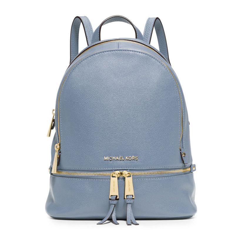 d46371fe8b3b ... norway new arrived michael kors backpack lake blue e9ae0 0919d