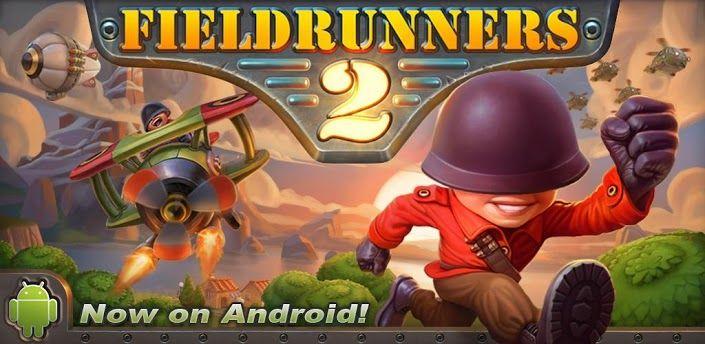 98e60580cce Apkingdom: Juegos Android para Tablet y Móvil: Descargar Fieldrunners 2  Premium v1.1 .apk