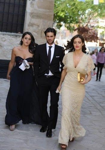 sara carbonero: fotos look en la boda de su primo en toledo | moda