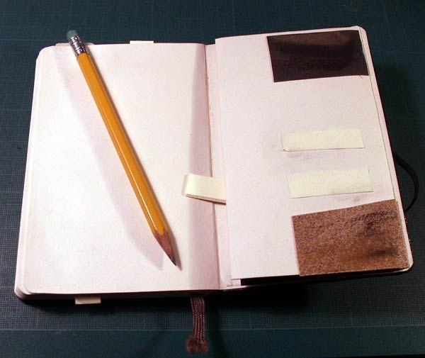 Moleskine Notebook Mods   Diy back to school, Moleskine ...