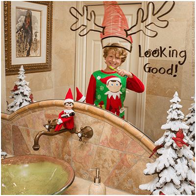 42 Elf On The Shelf Ideas Funny Hilarious Classroom Ideas #elfontheshelfideasfunnyhilarious