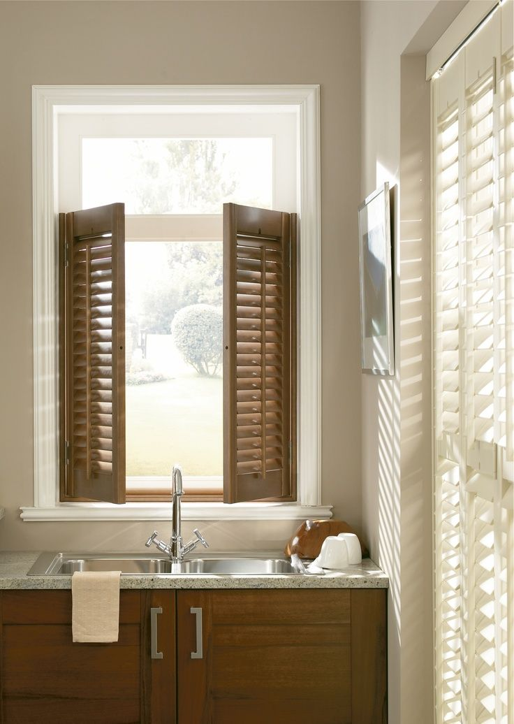 shutters can create a beautiful continental look in your home dark wood feature with white or cream walls really bring this theme to home