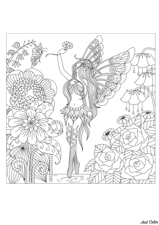 Flowers Queen
