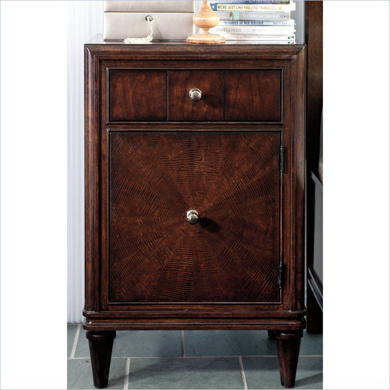 Avalon Heights Starburst Telephone Table In Chelsea 193 13 81 Stanley Furniture