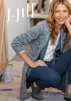 3a52ff43ead7ff89cb4e197f1210cddd request a free j jill catalog there it is just my type,J Jill Womens Clothing