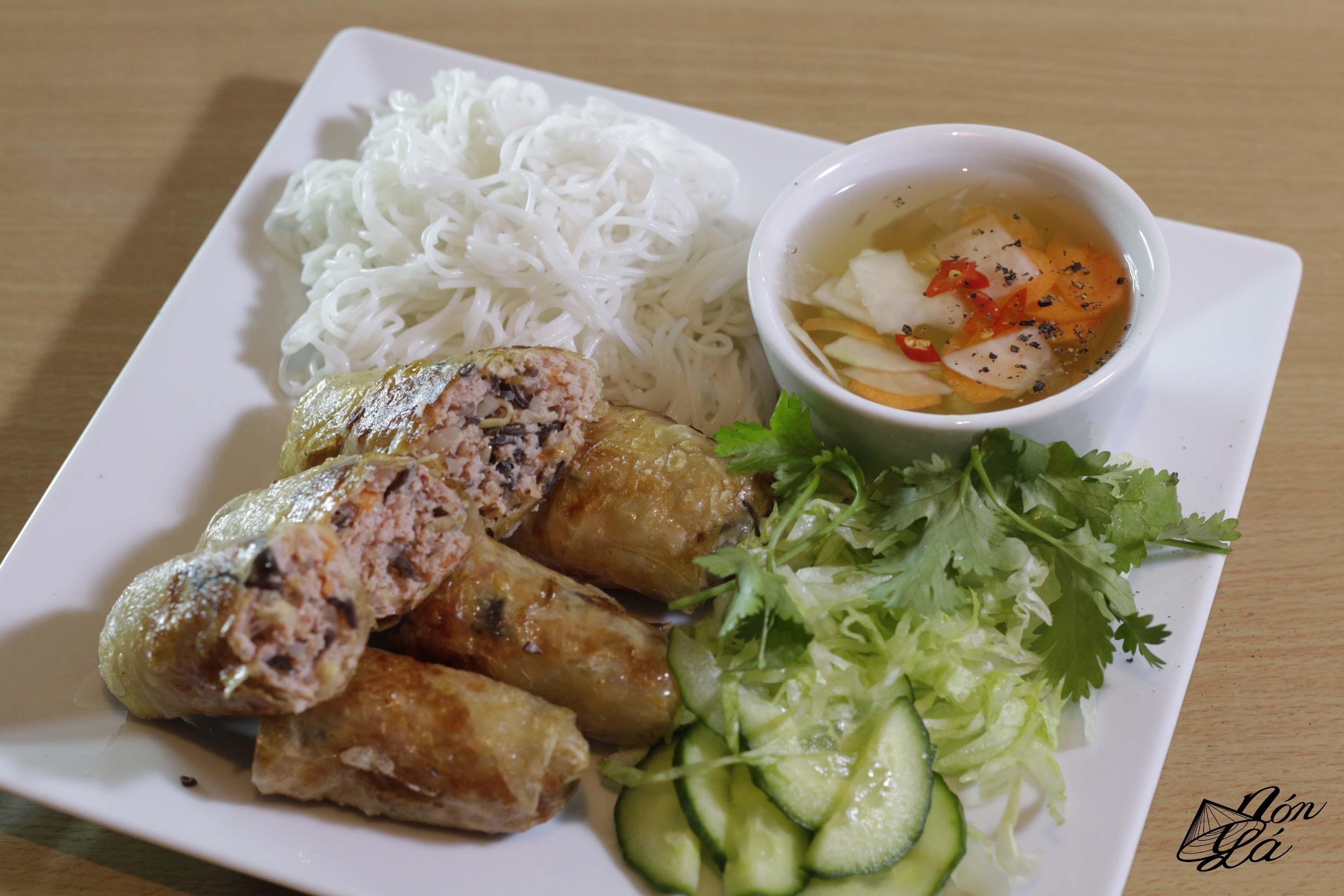 Vietnamské smažené závitky (Nem rán)