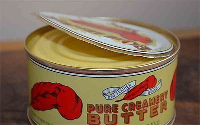 Red Feather Real Canned Butter From Ballantyne S In New Zealand 1