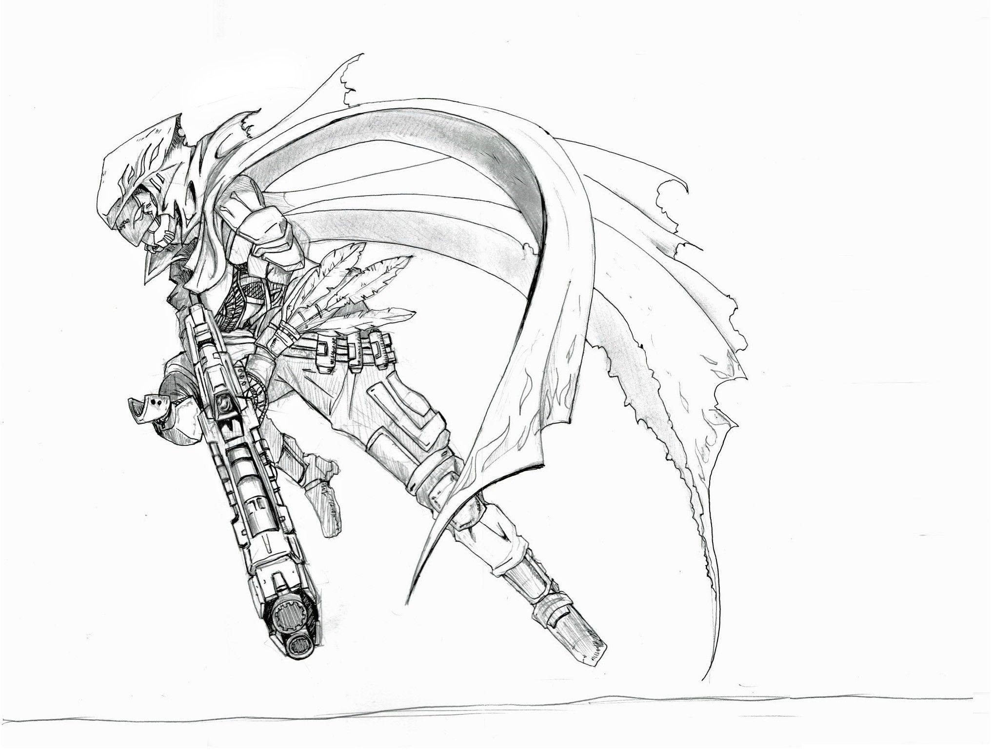 Hunter Run Amp Gun