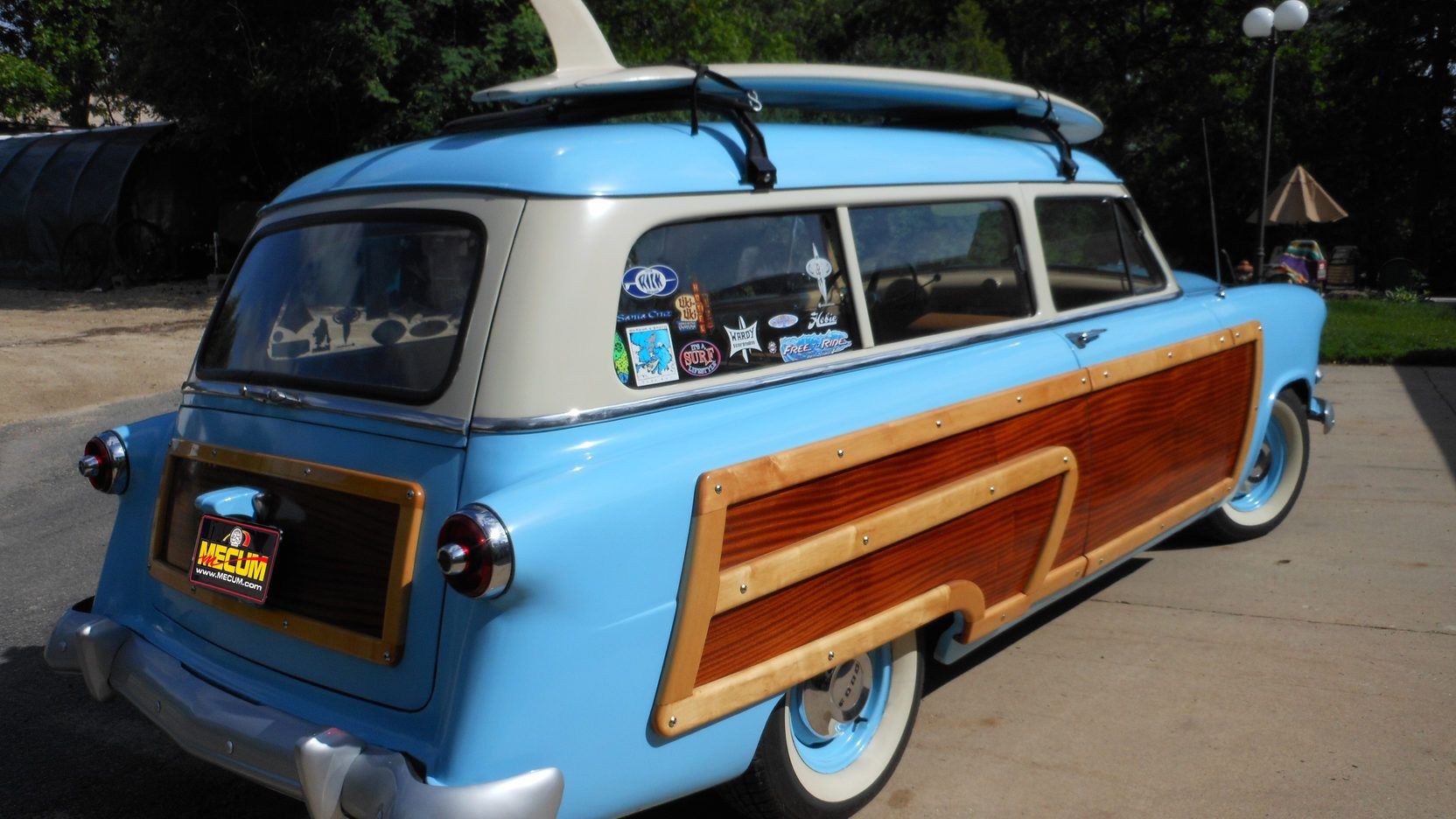 1953 ford woody 2 print image with images station