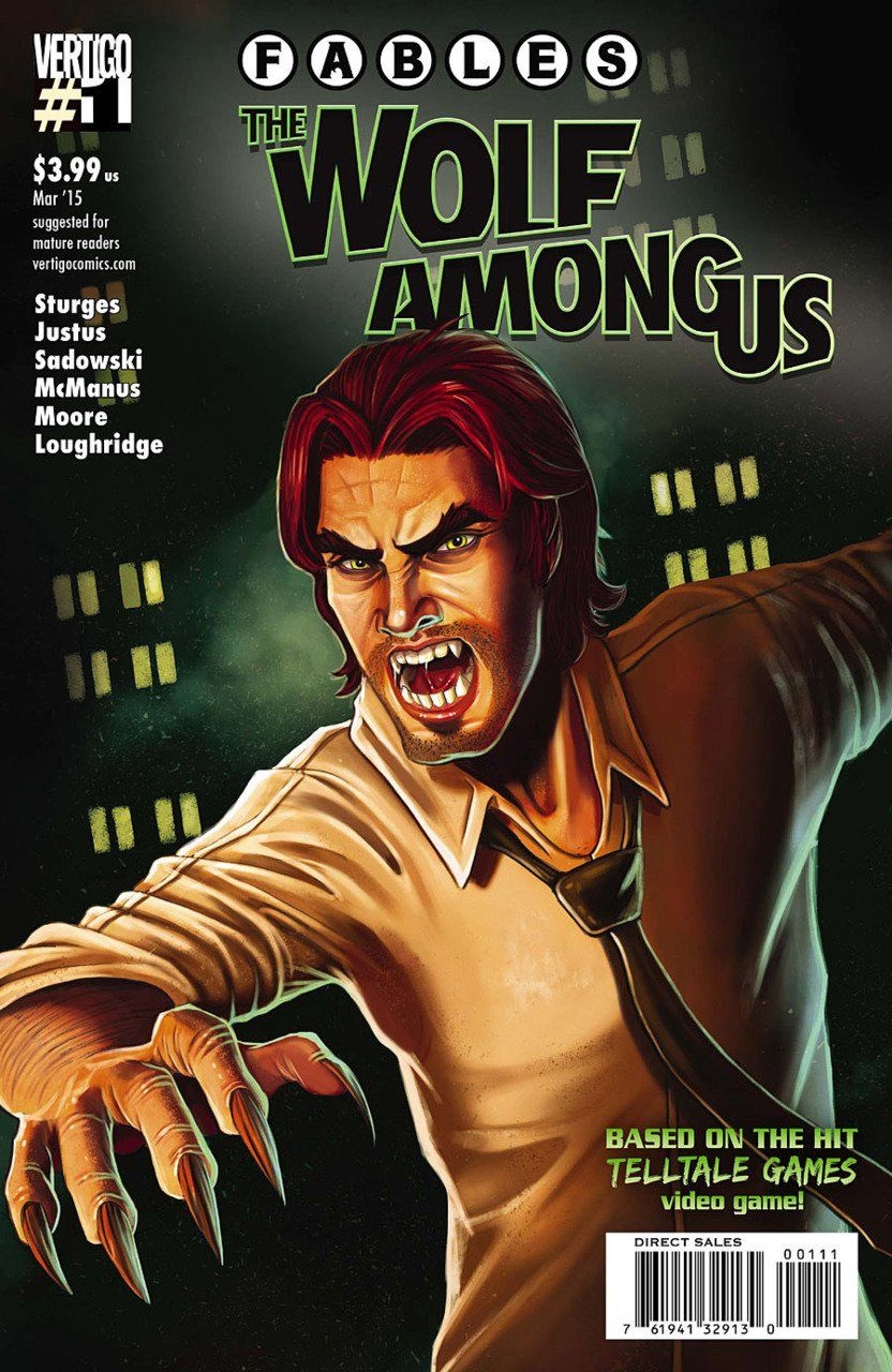The Wolf Among Us Full Story
