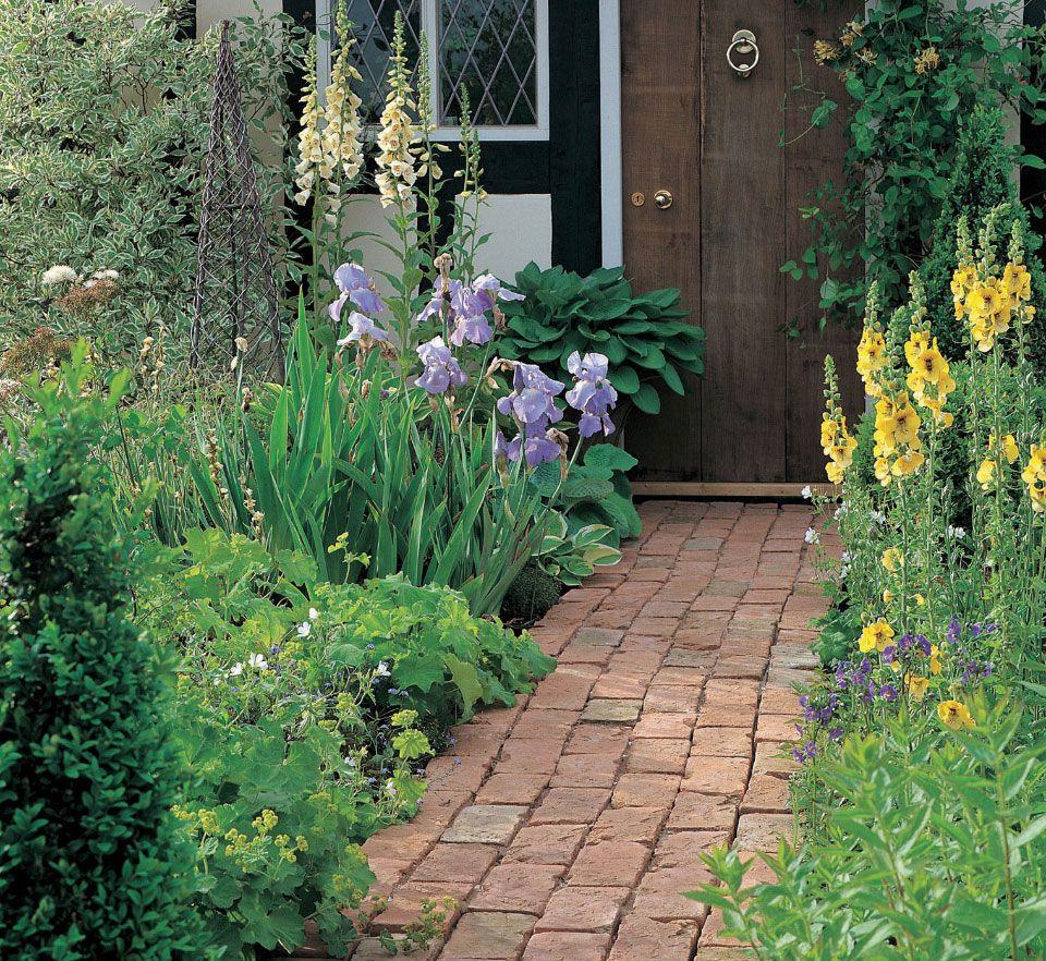 brick pathways google search gardening pinterest brick
