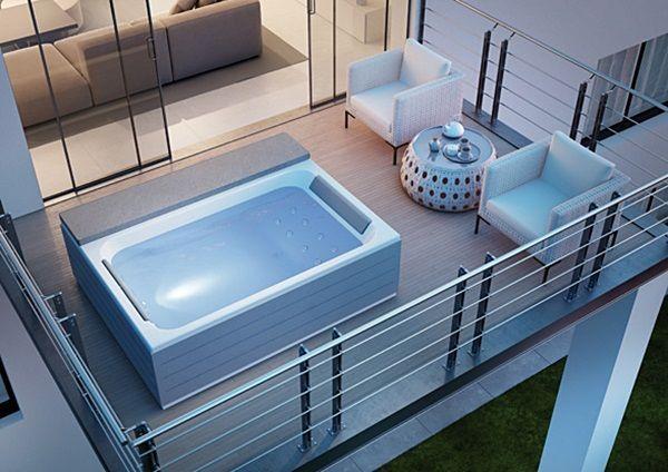 Il #relax a casa tua, ogni volta che vuoi: è Spa Loft di Grandform! #benessere …